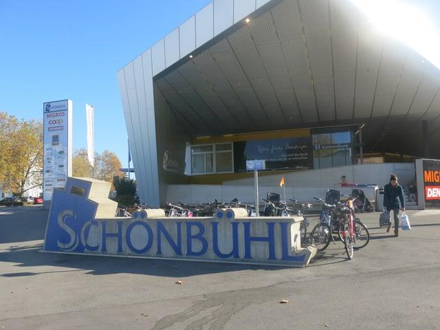 Das Schönbühl-Center ist heute ein Treffpunkt für Quartierbewohner.