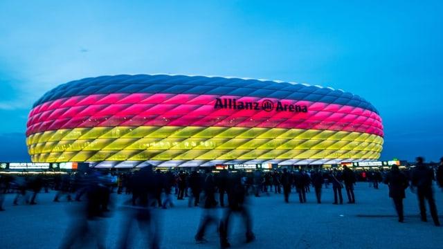 Analisa Euro2020: La vart organisatorica
