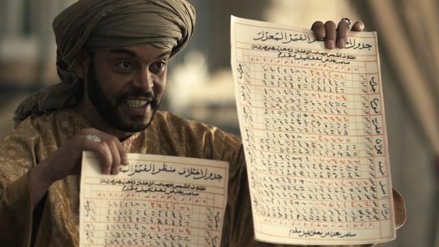 Video «Grosse Völker: Die Araber (6/6)» abspielen