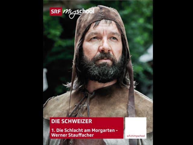 Titelbild des iBooks: Werner Stauffacher