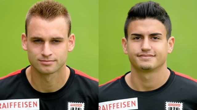 Sandro Foschini und Daniele Romano