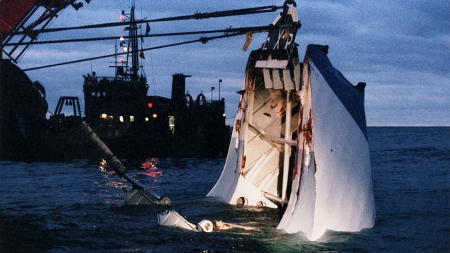 Schwerstes Unglück seit «Titanic»