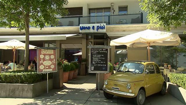 Video «Kanton Luzern – Tag 5 – Restaurant Uno e Più, Kriens» abspielen