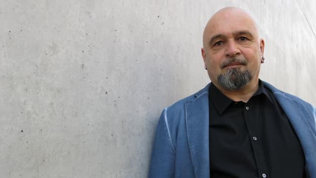 Carl Müller von der Stiftung für Suchtberatung, Contact.