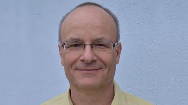 Portrait von Peter Ulrich