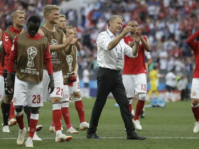 Wird die EM 2021 verpassen: Dänemark-Trainer Age Hareide.