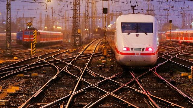 Deutscher Zug
