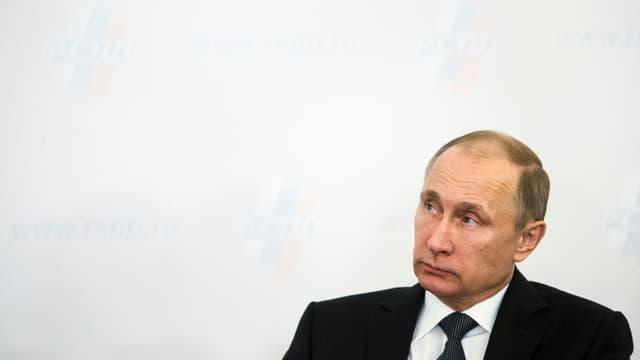 Putin im Porträt