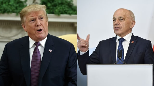 Trump e Maurer