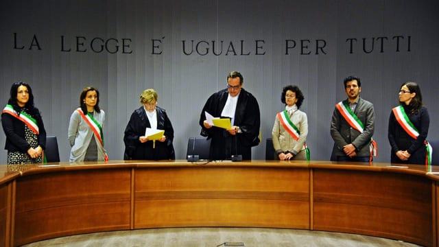 Berufungsgericht in Florenz