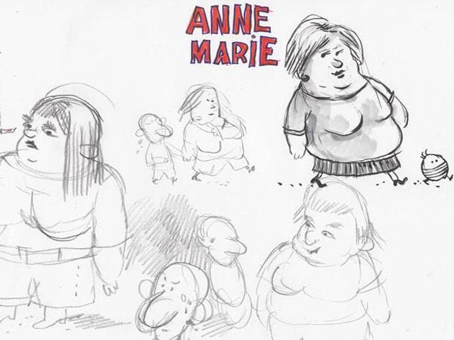Annemarie Lacher-Banz.