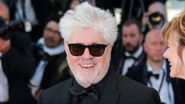 Pedro Almodóvar 2016 in Cannes