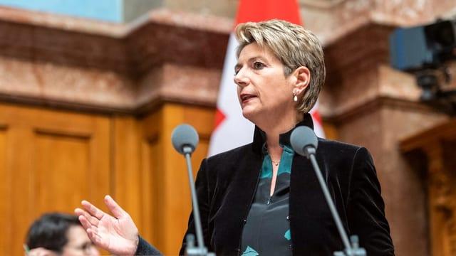 Karin Keller-Sutter.