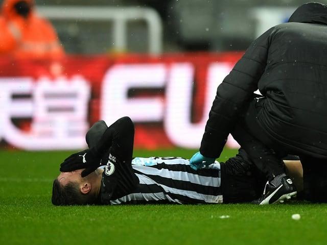 Fabian Schär erlitt eine schwere Knieverletzung.