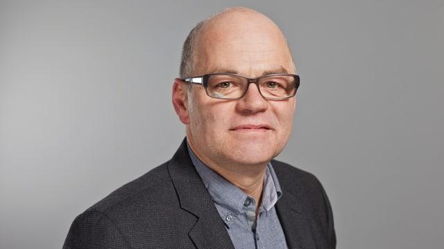 Porträt von Andy Tschümperlin.