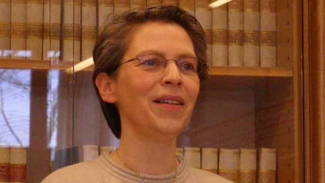 Porträt Barbara Hallensleben
