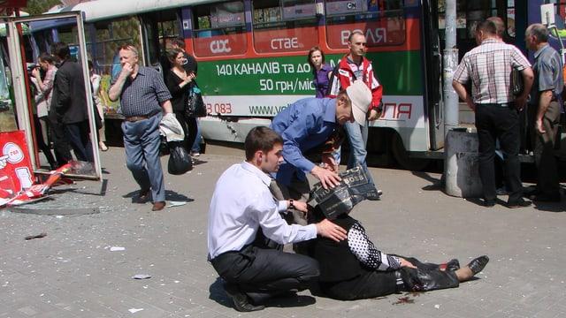 Im April 2012 erschütterten 4 fast zeitgleiche Bombenanschläge die Stadt. Die Regierung sprach von einem terroristischen Akt.