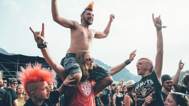 Das war das Greenfield Festival 2019