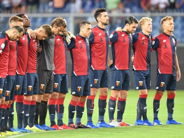Spieler FC Genoa