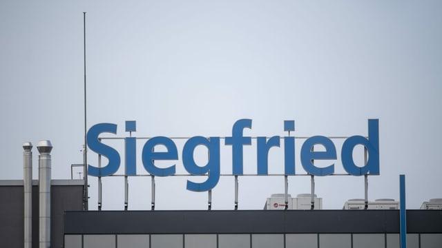 Logo der Firma Siegfried
