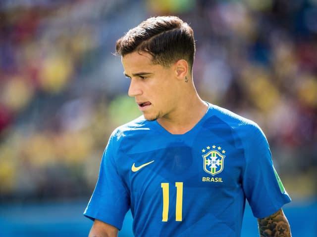 Bislang sticht Coutinho an der WM Neymar aus.