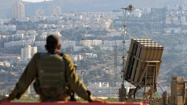 Schuldà israelian sesa datiers d'in indrizs da rachetas militaras