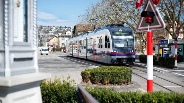 BDWM im Bahnhof