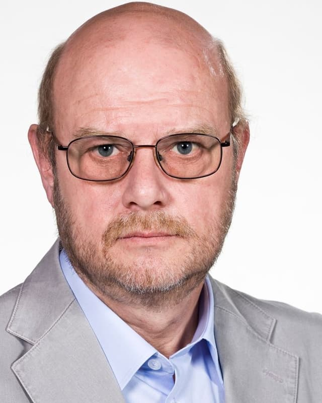 Ulrich Achermann, Radio SRF-Korrespondent in Südamerika