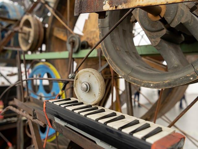Maschine von Tinguely