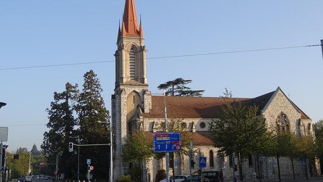 Video «Römisch-katholische Messe aus Grand-Lancy (GE)» abspielen