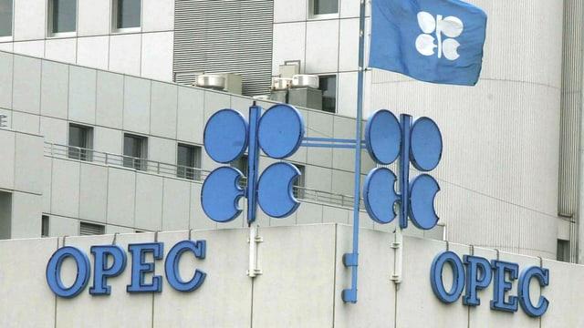 La sedia principala da la OPEC en l'Austria.