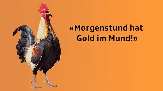 Logo Morgenstund hat Gold im Mund