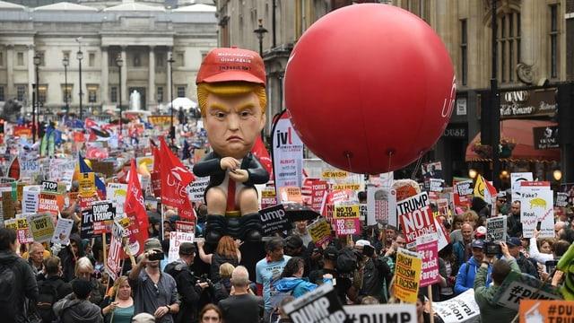 Verwirrende Angaben über Anzahl der Demonstranten