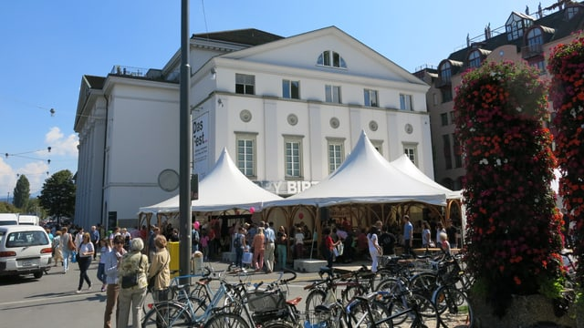 Das Luzerner Theater.
