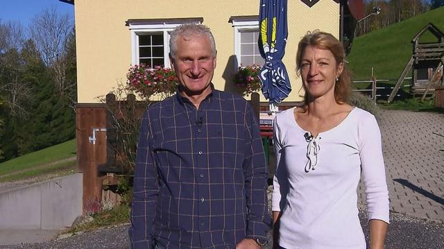 Video «Kanton St. Gallen – Tag 3 – Berggasthaus Fuchsacker, Degersheim» abspielen