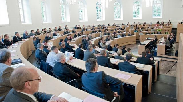 Der Grosse Rat des Kantons Aargau wählt am Dienstag die Richter für das Justizgericht.