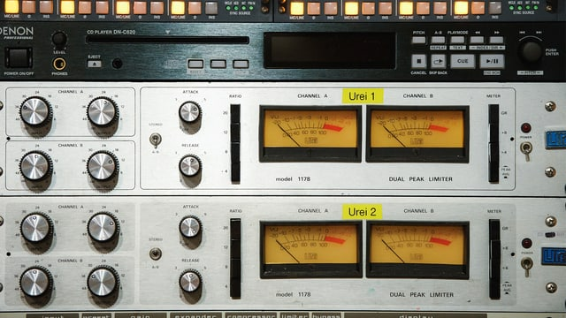 Lautsprecher-REgler (Symbolbild)