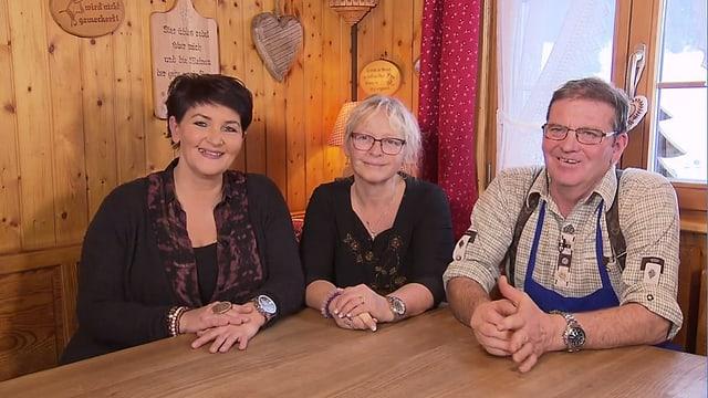 Video «Kanton Schwyz – Tag 3 – Restaurant Haflingerstübli, Egg» abspielen