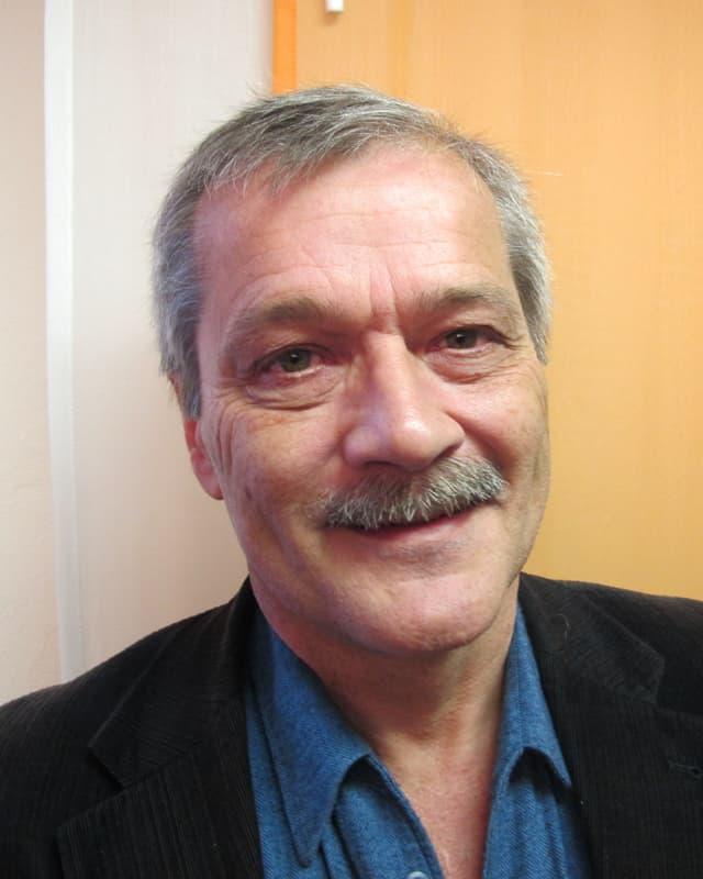 René Kühne, Präsident der Solothurner Grünliberalen.