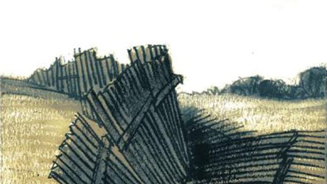 Man sieht einen Zaun. Ein Ausschnitt aus «Unsichtbare Hände».