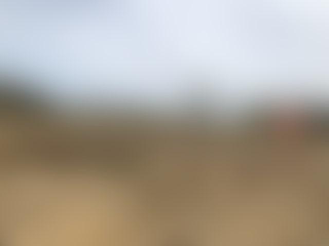 verschwommenes Bild: Gelbton