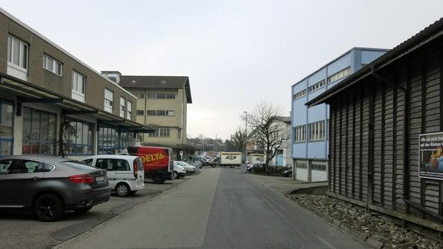 Quartierstrasse