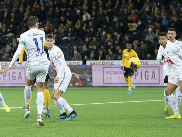 17. Runde der Super League - Schürpfs Eigentor sichert YB den Sieg – Remis in Neuenburg