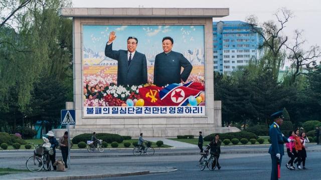 Video «Letzter Halt Nordkorea» abspielen