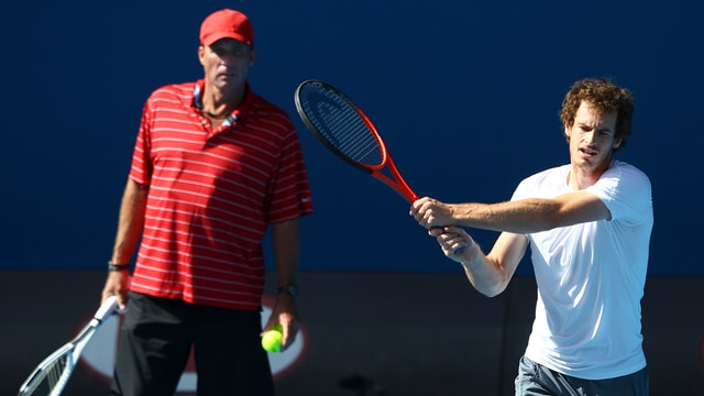 Ivan lendl ed andy murray