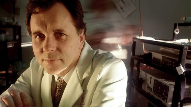 Porträtfoto des Forschers Barry Marshall.
