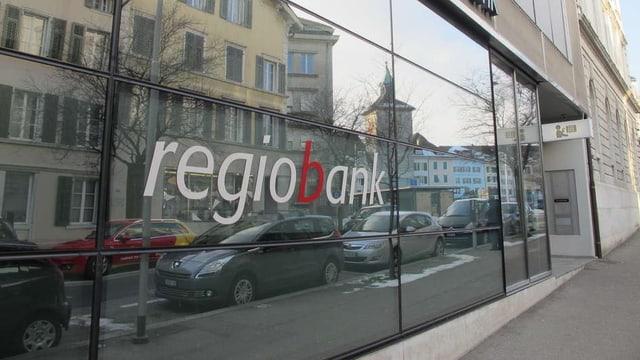Die Regiobank Solothurn