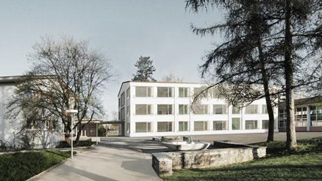 Schulhaus Erlenweg 2