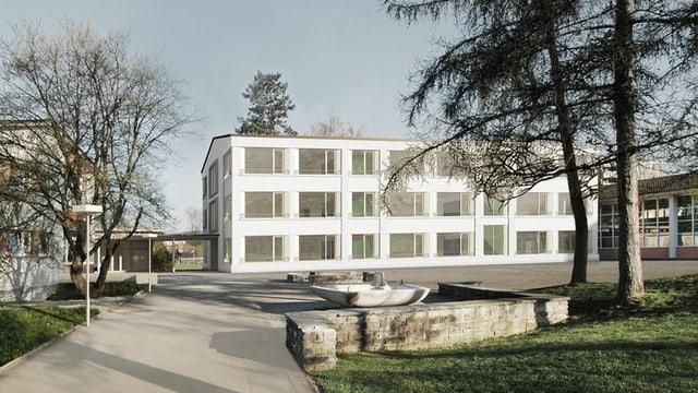 Visualisierung Schulhaus Erlenweg 2
