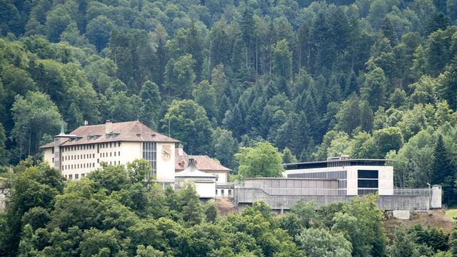 Die Strafvollzugsanstalt Thorberg